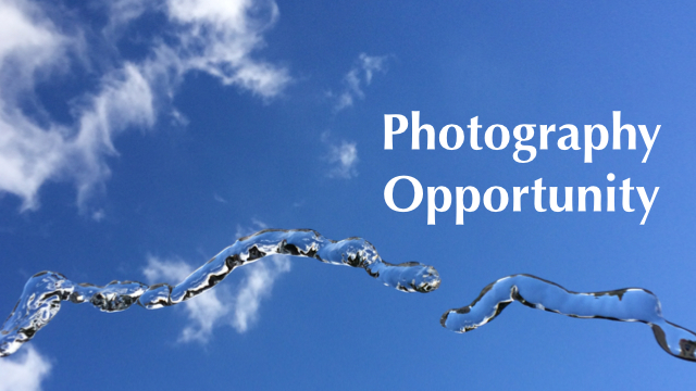 Unique Photography Opportunity on 28 May 2016