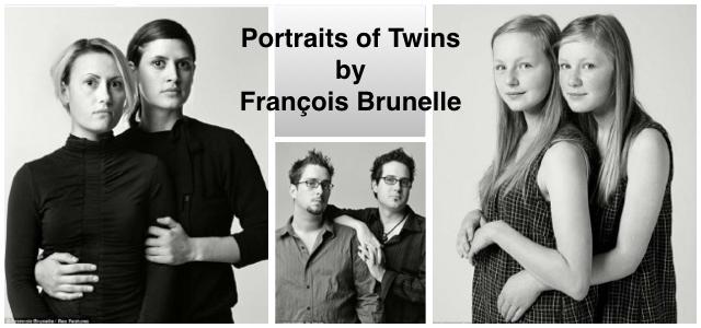 Portraits of Twins by Canadian Photographer François Brunelle