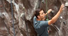 CRWC Rock Climbing
