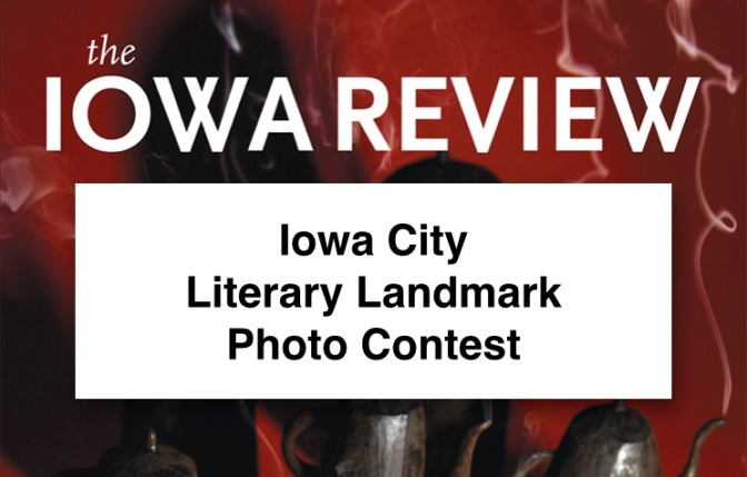 Iowa City Literary Landmark Photo Contest
